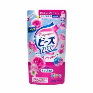 花王 フレグランスニュービーズ Neo(ネオ) [つめかえ用] 洗いたての花しずくの香り 360g  【日用消耗品】