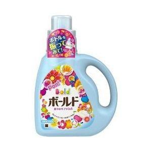 P&G ボールド 香りのサプリイン ジェルサンシャインフローラル&ソープの香り 本体 850g  【日用消耗品】