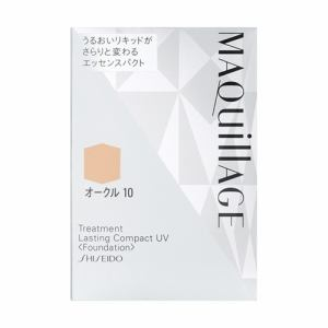 資生堂(SHISEIDO) マキアージュ トリートメント ラスティングコンパクト UV オークル10 (レフィル) (12g)