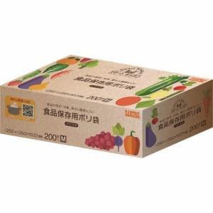 日本サニパック株式会社 スマートキッチン 食品保存用ポリ袋 200枚