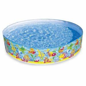 INTEX ME-7004 snapset pools【56452】Ocean Play Snapset Pool