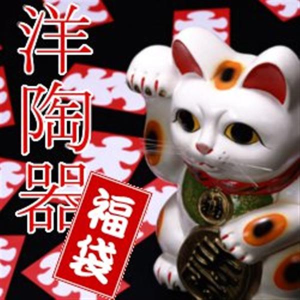 【アウトレット】洋陶器詰め合わせ福袋【5万円相当が2万円】
