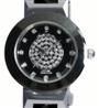 【ホワイトデー限定価格】 超硬タングステン/セラミック使用! CP741L BLACK [CZ人工ダイヤモンドを50石以上使用]【レディース】