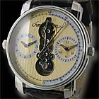 【新作 特別セール】Charles Perrin シャルルペリン CP279G Silver/Gold【2TIME+アナログクウォーツ】
