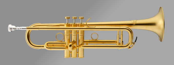 "BSC【Brass Sounds Creation】トランペット#TR-501G "" WM """