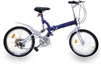 ★限定特価!20インチ折りたたみ自転車 XDF2013(381)
