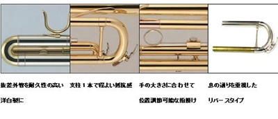 ★【新品】トランペット(シルバー)TR-300S!