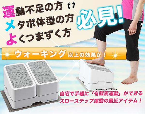 ★送料無料【エアロライフシニア】ツインステップスDR-3750