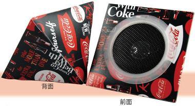 ★コカ・コーラブランド商品!PJC-SPK03/ Speaker