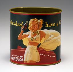 ★コカ・コーラブランド商品!PT-BWC / MINI TIN BOX(REFRESHED HAVE A COKE)