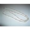 ★限定特価! ★アコヤ真珠ネックレス#4.5-6mm80cm