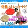 ★【エアロライフフィットネス】DR-2500 骨盤ストレッチナビ