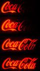 ★コカ・コーラブランド商品!PJC-LED01 / SWEEP LED SIGN
