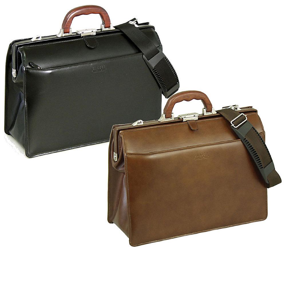 日本製 豊岡製鞄 ダレスバッグ 牛革 メンズ A4F #22094