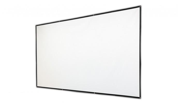 手巻き式プロジェクタースクリーン/100インチ/16:9 RA-PSTM100