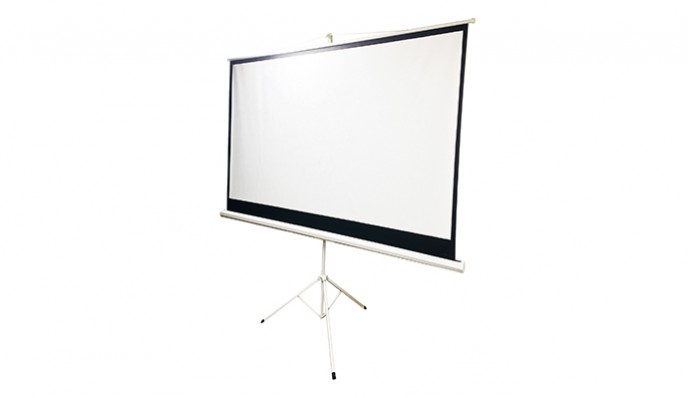 三脚式プロジェクタースクリーン/84インチ/16:9 RA-PSSK84