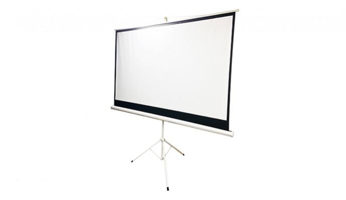 三脚式プロジェクタースクリーン/100インチ/16:9 RA-PSSK100