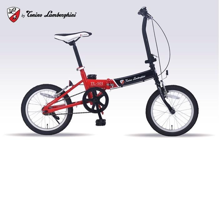 TL-101 折畳自転車16