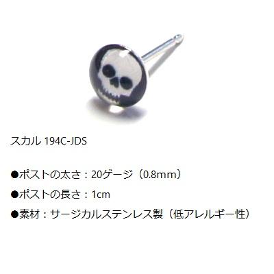 I2000 Dr.Pierce★194C-JDS スカル
