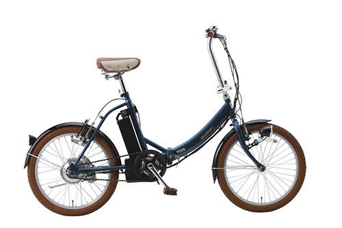 SUISUI 20インチ電動アシスト折畳自転車 BM-E50NV