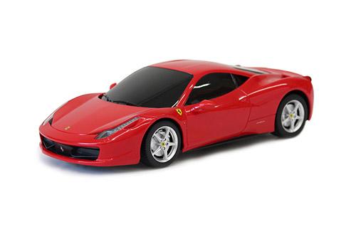 Ferrari 458 Italia RCカー 1/18スケール / ラジコンカー MG-RCF18F