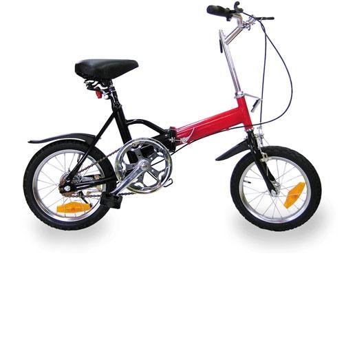 【新品】14インチ折りたたみ自転車