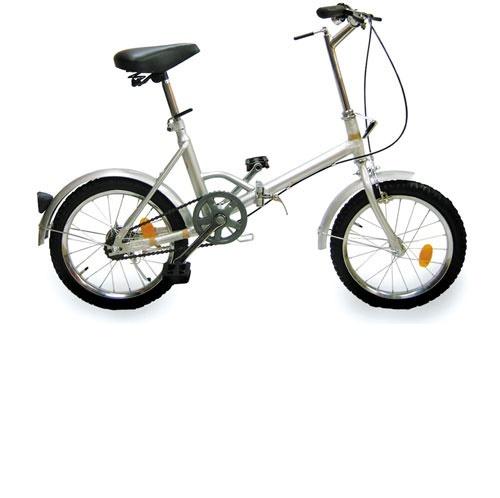 【新品】16インチ折りたたみ自転車