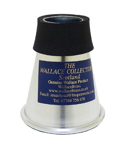 ウォレスコレクション・プラクティスミュート・トランペット(コンパクト)TWC-M17C