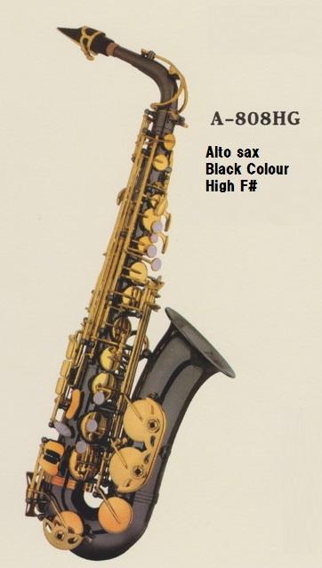 ♪日本初上陸Axis!【新品】アルト・サックスA-808HG