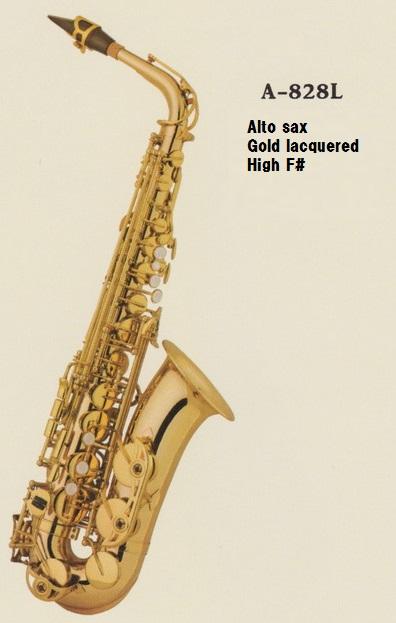 ♪日本初上陸Axis!【新品】アルト・サックスA-828L