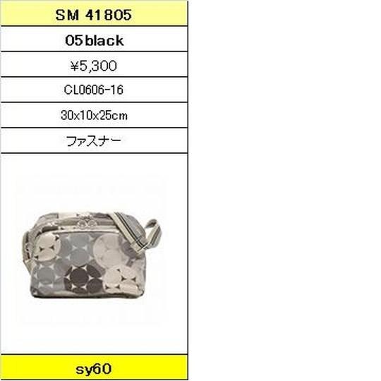 ★【卸小売り】★SAVOYサボイバッグ【SM 41805 05black】