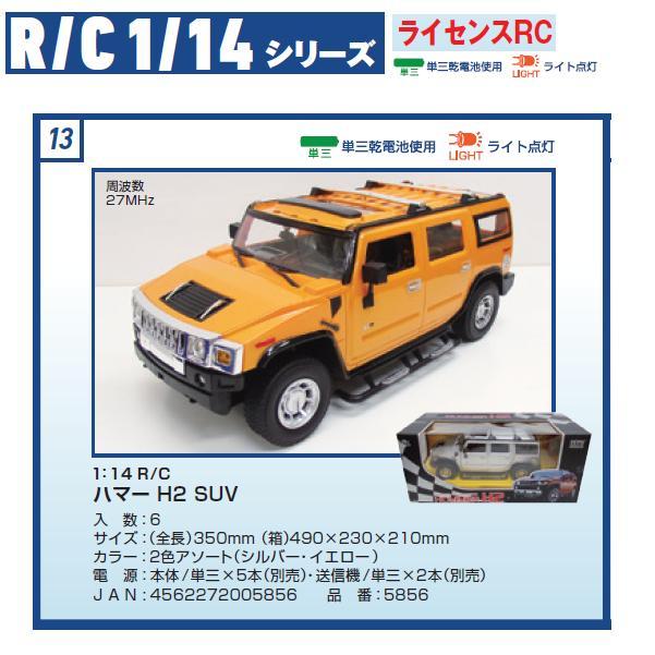 ハマー H2 SUV 1:14