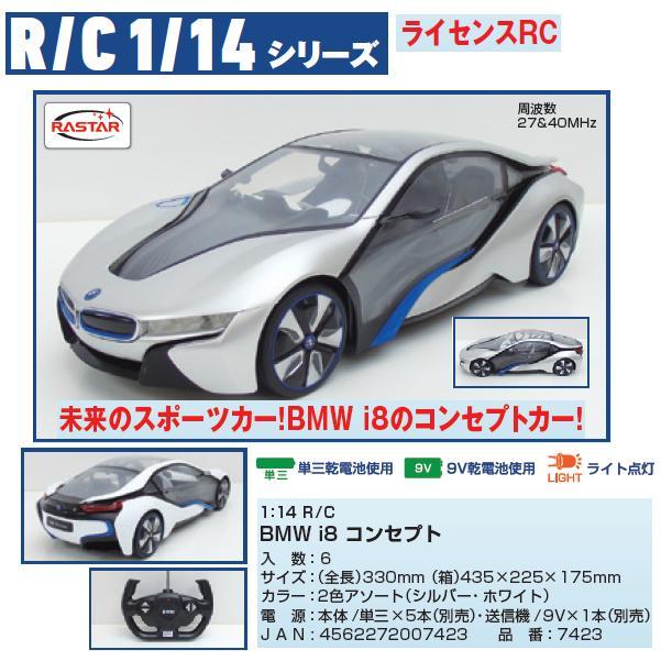 BMW i8 コンセプト 1:14