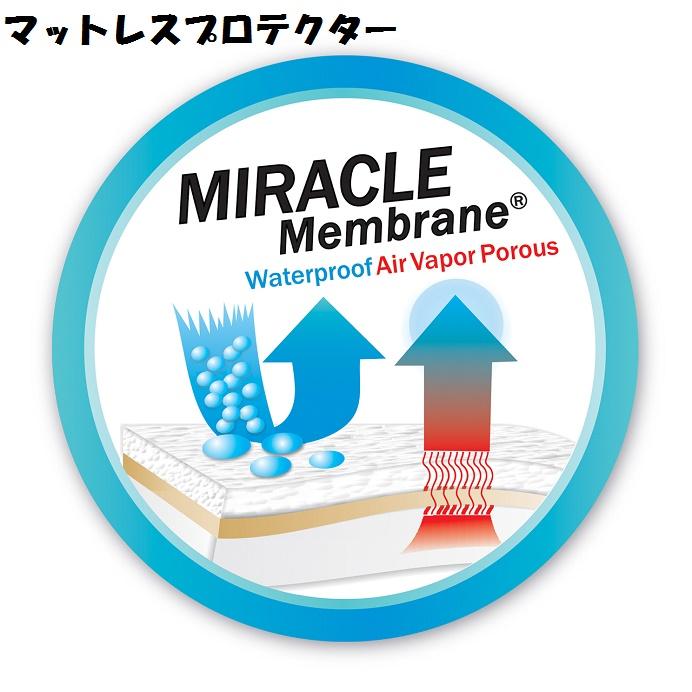 ★日本初上陸!東京ベッド・マットレスプロテクター クラシック(D)