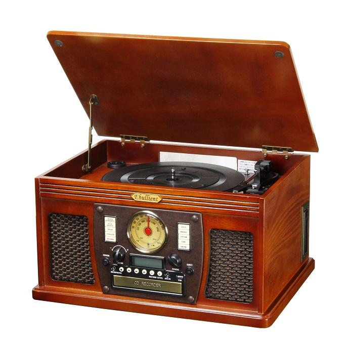 CDにコピーできるマルチプレーヤー(Bluetooth機能搭載)TS-69E