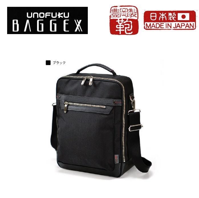 【BAGGEX】【轟】ショルダーバッグ縦型#13-1081