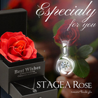 【STAGEA Rose(ステージアローズ)】開運ネックレス