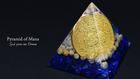 開運【ピラミッドオブマナ - 太陽のメダル -】奇跡のオルゴナイト!