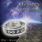 開運【マネーロードリング -Money Road Ring-】金運爆発!マントラ刻印ネックレス ※メール便発送