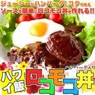 送料無料♪【人気のハワイ飯!!ロコモコ丼ハンバーグ入り640g(160g×4袋) ※メール便発送