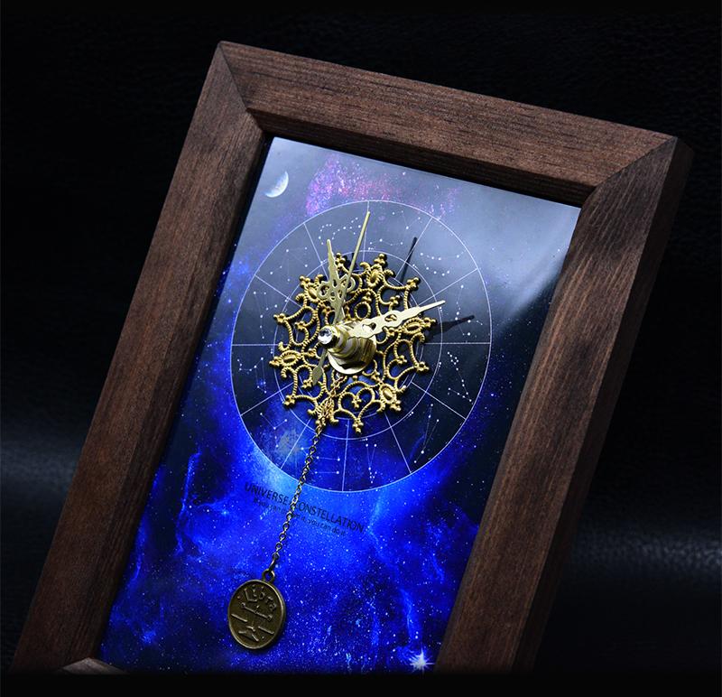 12星座の置時計(ジュエリークロック)」 射手座】開運 置き時計 ...
