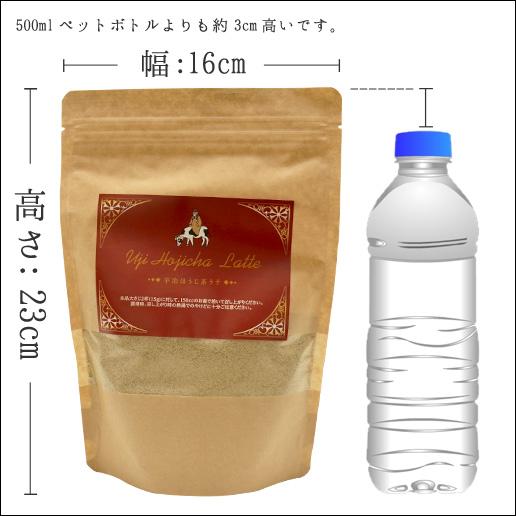 【新発売】抹茶 ほうじ茶 宇治 選べる宇治茶ラテ 200g