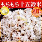 送料無料 もちもち 十五穀米 徳用 5.6kg 280g×20個 雑穀 雑穀米