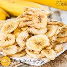 バナナチップス 400g(200g×2) ドライ 送料無料 保存に便利なチャック付き [ ココナッツオイル使用 サクサク食感 フィリピン産 フルーツ お試しサイズ 自然の館 ]再入荷