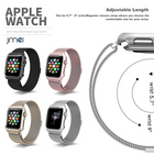 apple watch バンド ミラネーゼループ バンド Apple Watch バンド 42mm用 38mm用(Series 1, Series 2, Series 3 対応)apple watch Nike+ Hermes Edition(2015, 2016, 2017) 送料無料