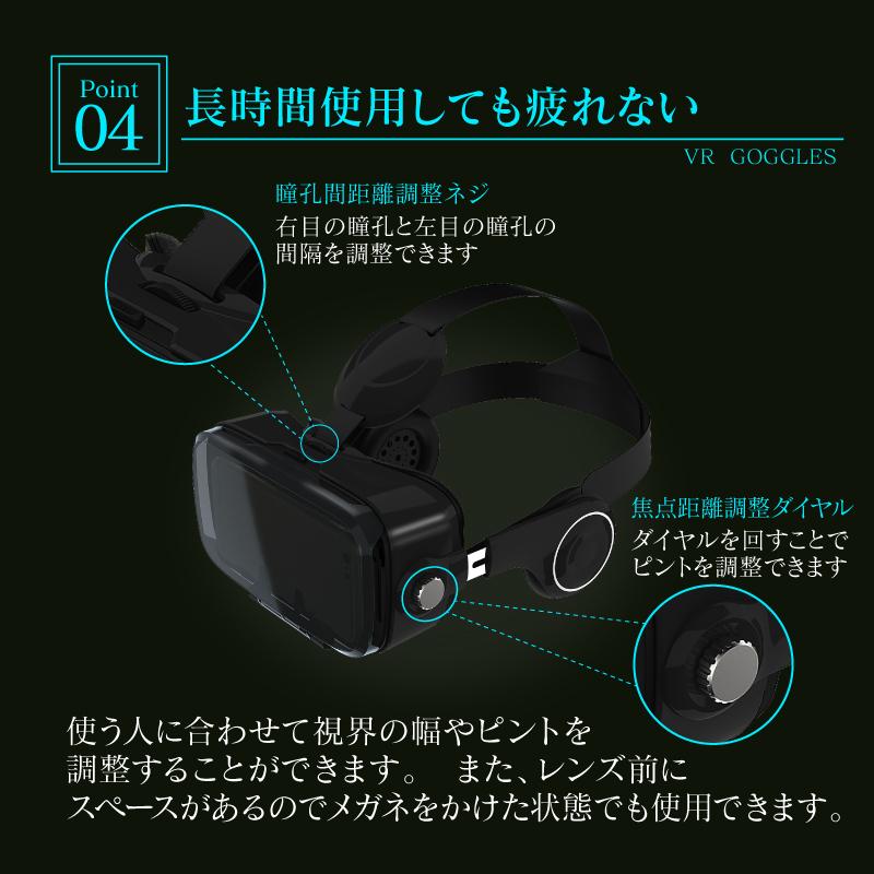 送料無料 VRゴーグル ブラック VRゴーグル VR ゴーグル スマホ VR BOX ヘッドセット 3Dメガネ 3D眼鏡 3D グラス VRボックス ゲーム 3DVR ゴーグル スマホゴーグル 3Dグラスメガネ VR box 3Dメガネ ギャラクシー アイフォン s17f rv