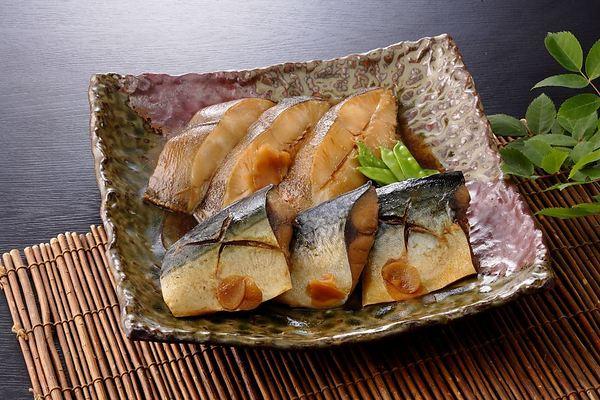~温めるだけの簡単調理~ レンジで仕上げる本格煮魚詰合せ