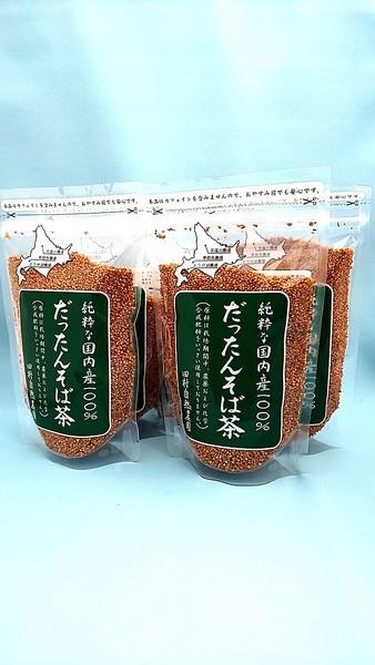 【送料無料】120歳セット 12 純国産だったん蕎麦茶 150g×6袋