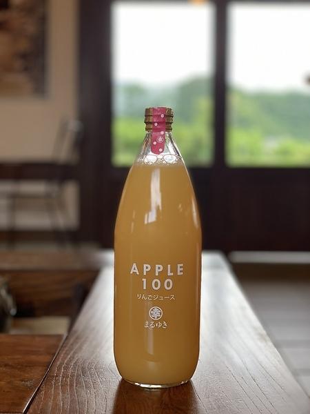 リンゴジュース1リットル×1本入り