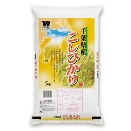 【送料無料】千葉県産コシヒカリ 5kg